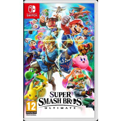 Super Smash Bros Ultimate: la tatane, ça vous gagne