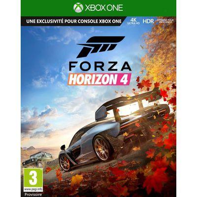Forza Horizon 4: quatre saisons de bonheur dans la campagne britannique