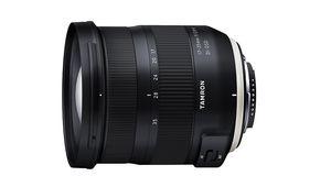 Tamron: un 17-35 mm f/2,8-4 Di OSD de seulement 480g