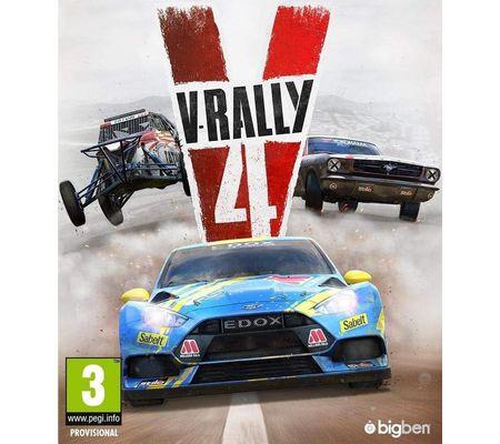 Vrallye 4 gameplay