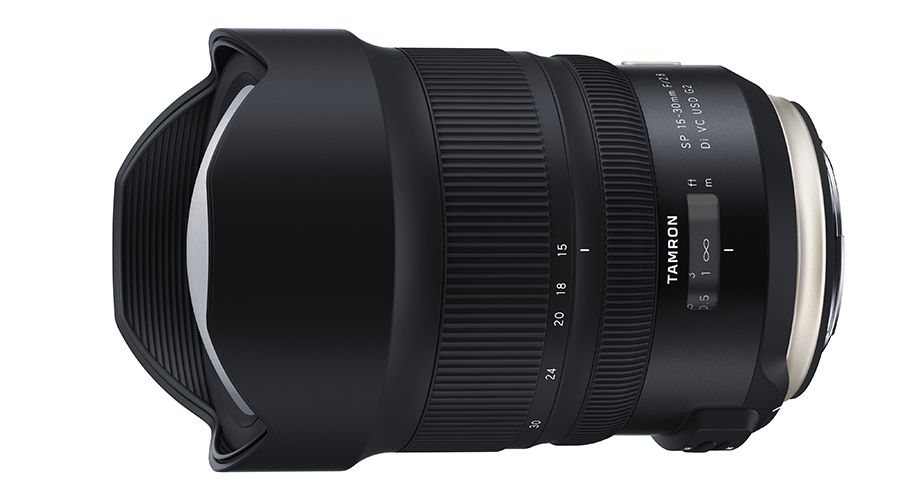 Tamron SP 15-30mm f/2,8 Di VC USD G2 : encombrant mais performant
