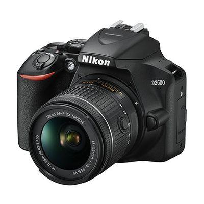 Reflex Nikon D3500: un bon appareil pour débutant