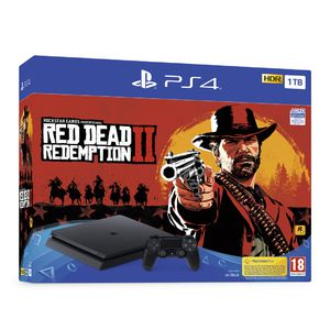 PlayStation 4 1 To Red Dead Redemption 2