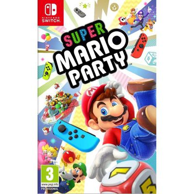 Super Mario Party : le sens de la fête selon Nintendo