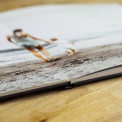 Cheerz Album photo – ouverture layflat