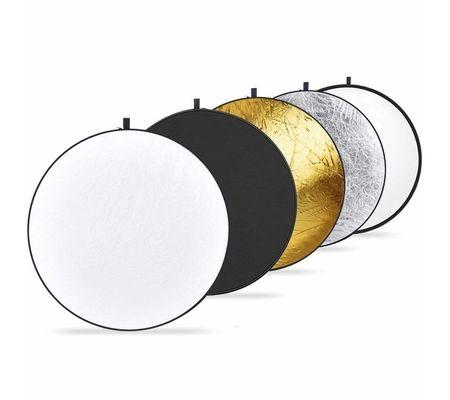 Réflecteur de lumière 5 en 1