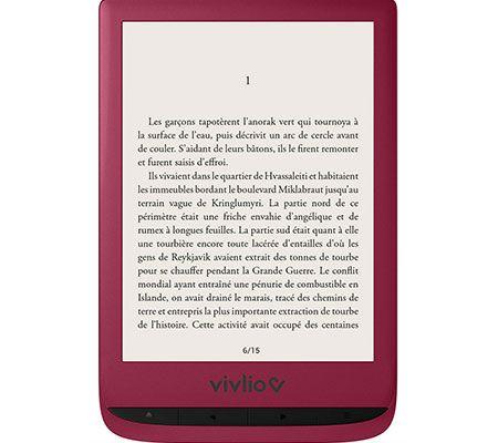 Vivlio Vivlio Touch Lux 4