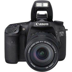 Canon EOS 7D + 18-135 mm