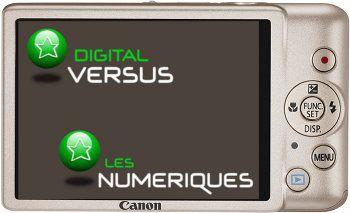 Canon Ixus 115 HS dos