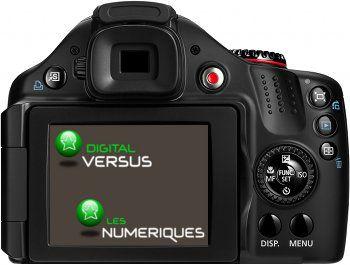 Canon SX40 HS dos