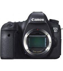 Canon EOS 6D, photo 24x36, vidéo, Wi-Fi et GPS