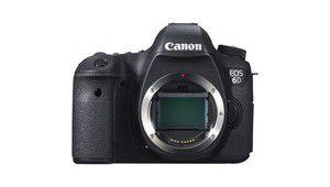 Black Friday – Reflex Canon EOS 6D nu à moins de 1000€