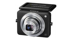 Soldes : L'atypique petit Canon PowerShot N à 189,90 €