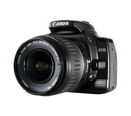canon eos 400d avec 18 55 mm test prix et fiche technique appareil photo num rique les