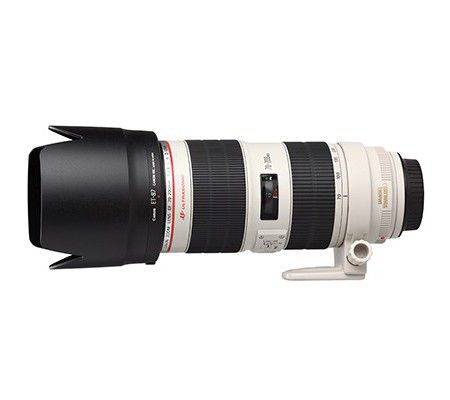 Canon EF 70-200 mm f2.8 II IS USM