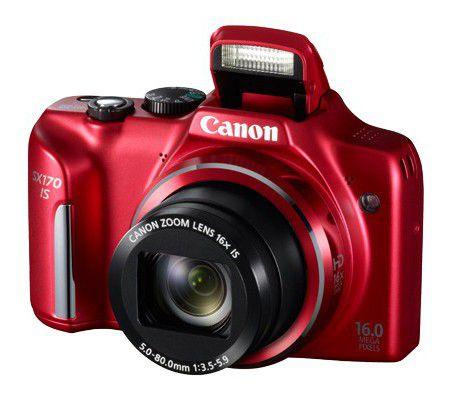 Canon PowerShot SX170
