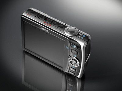 Canon ixus 860 IS dos