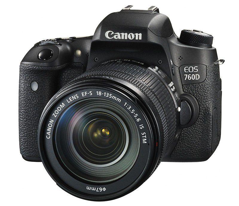 appareil photo 760d