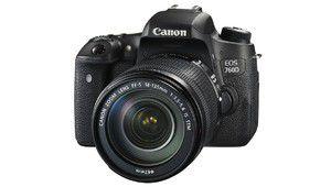 Soldes 2018 – Reflex Canon EOS 760D nu à 500€