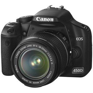 Canon EOS 450D 18-55mm IS