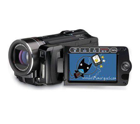 Canon LEGRIA HF10