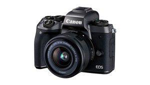 Black Friday – Canon EOS M5 + 15-45 mm IS STM à 999€
