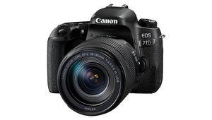 Black Friday – Reflex Canon EOS 77D + optique à 669€