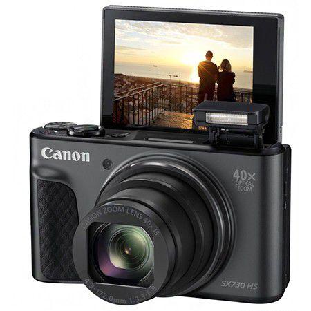 Canon powershot sx730 hs test complet appareil photo for Ecran appareil photo canon