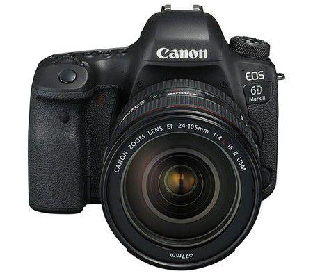 Canon EOS 6D Mark II (EOS 6D II)