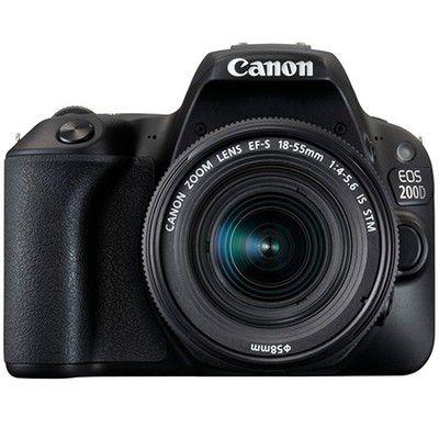 Canon EOS 200D: le petit reflex pédagogue