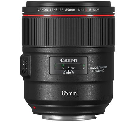Canon EF 85 mm f/1,4L IS USM