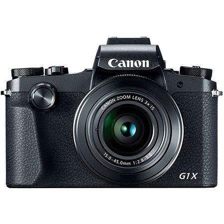 Canon PowerShot G1 X Mark III : Test complet