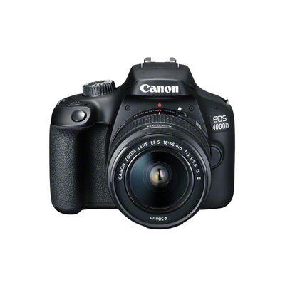 Canon EOS 4000D: le reflex à moins de 400€ en kit