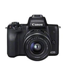 Hybride Canon EOS M50: plus évolué et moins cher qu'un EOS M5