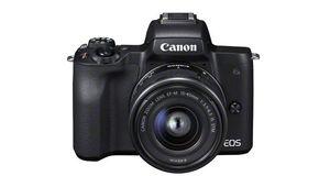 Soldes 2019 – Hybride Canon EOS M50 avec deux objectifs à 680€