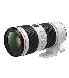 Canon EF 70-200 mm f/4L IS II USM: une très bonne qualité dès f/4