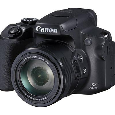 Canon PowerShot  SX70 HS: polyvalent mais pas très performant