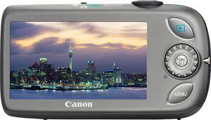 Canon Ixus 110 IS dos