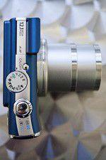 Canon SX200 zoom télé