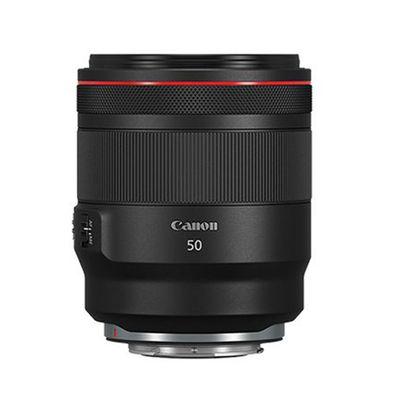 Canon RF 50mm f/1,2L USM: un piqué homogène