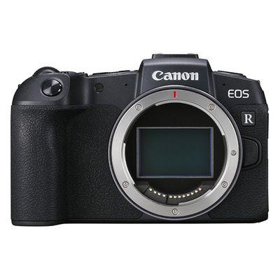 Canon EOS RP: l'hybride 24x36 accessible