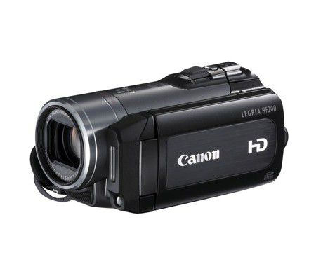 Canon LEGRIA HF200