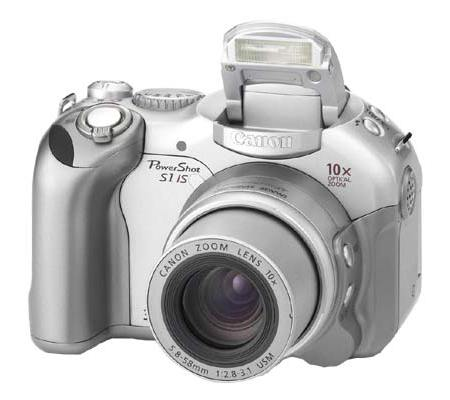 Canon PowerShot S1-IS
