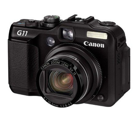 Canon G11 (procedure 2010)