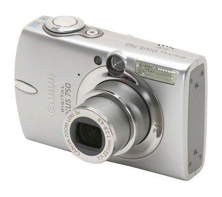 Canon Ixus 750 (PowerShot SD550)