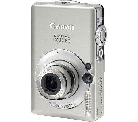 Canon Ixus 60 (PowerShot SD600)