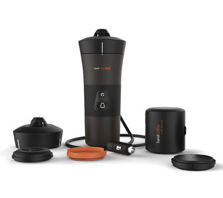 Handpresso Handcoffee Auto Travel Pack