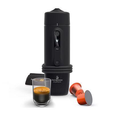 Handpresso Auto Capsule: un petit café Nespresso pour la route