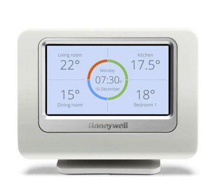 l 39 evohome thermostat connect r gule la temp rature pi ce par pi ce. Black Bedroom Furniture Sets. Home Design Ideas