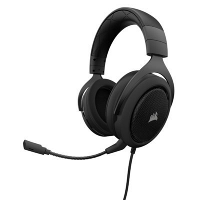 Corsair HS50: un casque gaming qui assure l'essentiel